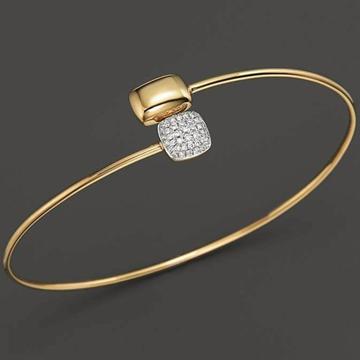 916 Gold Delicate Bracelet For Women by