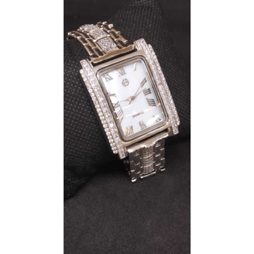925 Silver Casual Branded Gents watch