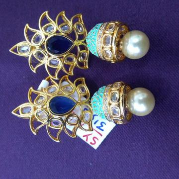 chandbeli earrings kundan earrings