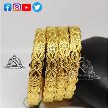 22 carat gold new design ladies bangles RH-LB047