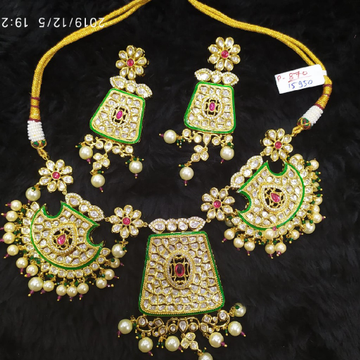 designer necklace set#188