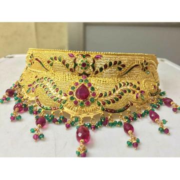 916 Indian Bridal Chokar Set