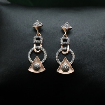 18ct Fancy Earring ER0023