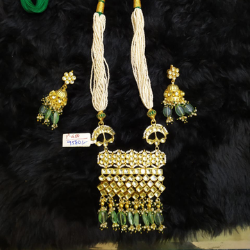 Jesalmeri necklace set#213