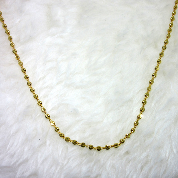 Gold Verticle Mala