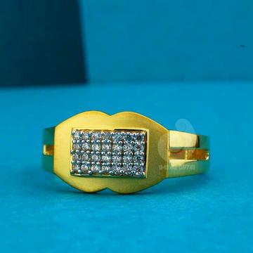 916 Exclusive Cz Gents Ring