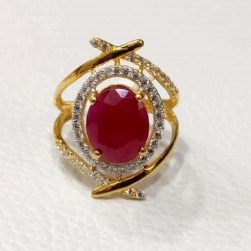 22 k Gold Fancy Ring. NJ-R01012