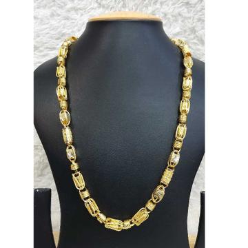 916 Gents Fancy Gold Chain G-8501