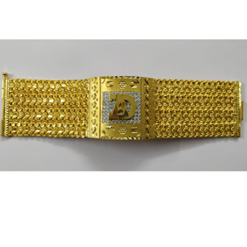 22K/916 Gold Fancy Bracelet