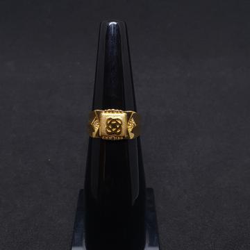 Gents Ring Plain GRG-0328