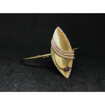 18k Ladies Italian Bracelet K-51050