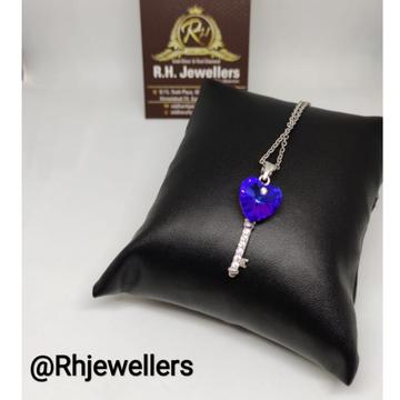 925 starling silver ladies  antic pendant chain RH-CH341