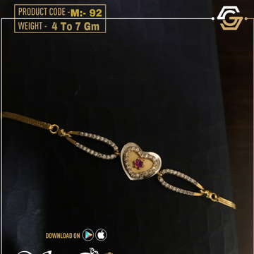 Ladies Lucky by Shubh Gold