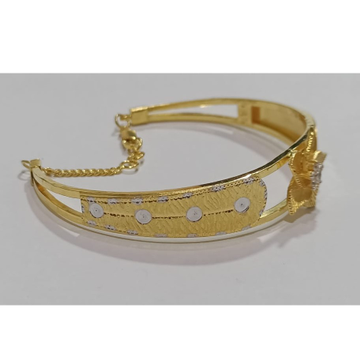 916 Gold Designer Bracelet For Women SG-B01