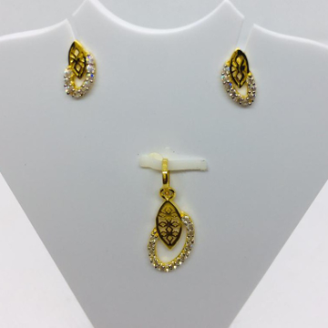 GOLD PENDENT TOPS by