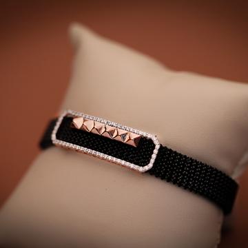 22k rose gold stacking belt