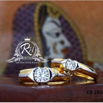 22 carat gold single dimonds rings RH-CR805