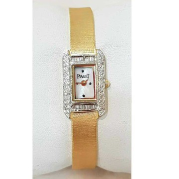 18k Ladies Exclusive Watch G-2918
