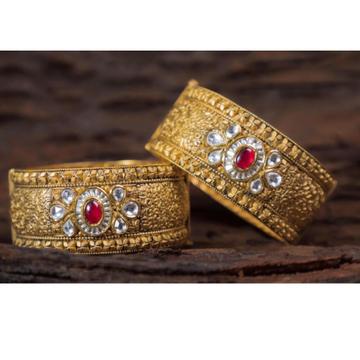 916 Gold Jadter Bridal Patala RH-bB02