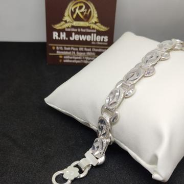 SILVER gents bracelet RH-BL681