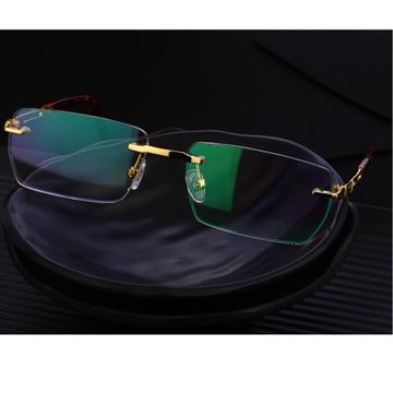 750 Gold Hallmark Designer Men's Spectacle S19