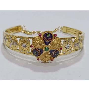 916 gold designer bracelet for women sg-b09
