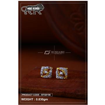 18 carat gold Ladies round tops btg0196 by
