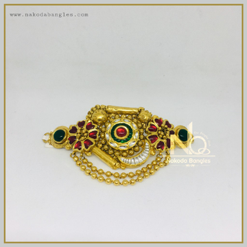 916 Gold Antique Bajubandh NB-359