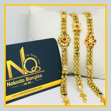 916 Gold Antique Bracelet NB - 1029