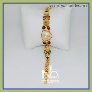 916 Gold Antique Bracelet NB-216