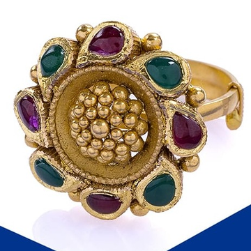 antique ring 916 by