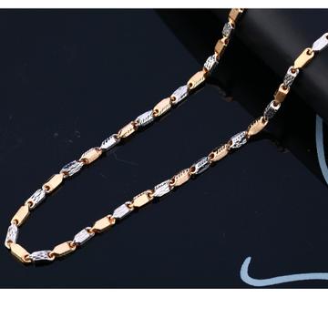 750 Rose Mens Exclusive Hallmark Chain RMC95