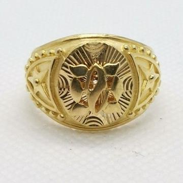 God Idol Ring