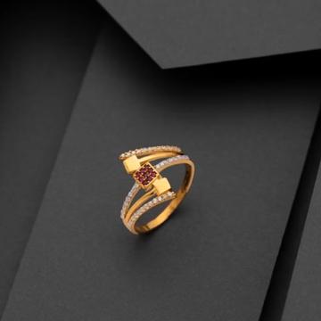 22k Diamond Ring by