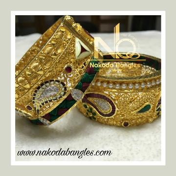 916 Gold Antique chud NB-1096
