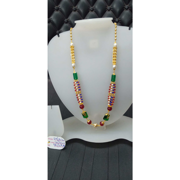 22 Ct Gold Awesome Fancy Mala
