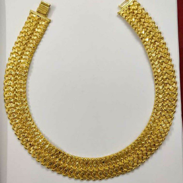 22KT Gold Traditional Bahubali Chain