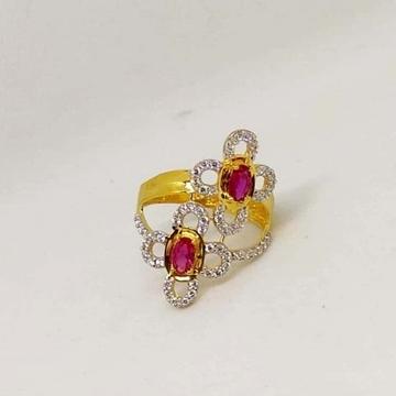 22 k Gold Fancy Ring. NJ-R01006