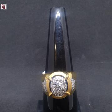 Gents Ring Diamond GRG-0689