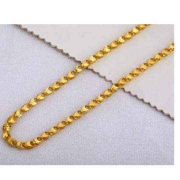 916 Gold Men's  Hallmark Classic  Choco Chain MCH388