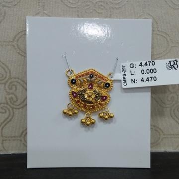 916 Culcatti pendant mangalsutra cMPS297