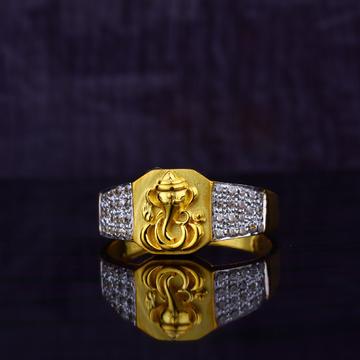 Ganpati Ring-MGR68