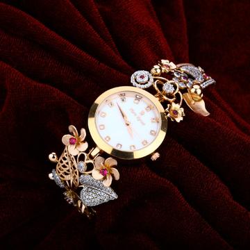 Rose Gold Watch-RLW33