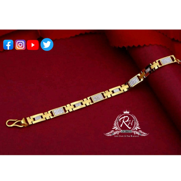 22 carat gold classical bracelet RH-BR419