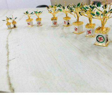 Sterling Silver Rose Gold Mina Tulsi Kyara Ms-3607