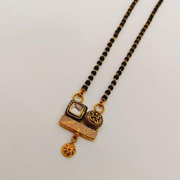 MANGALSUTRA by Ghunghru Jewellers