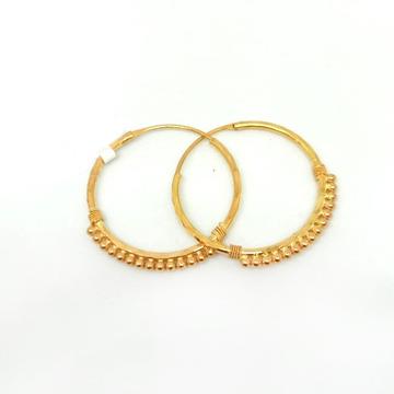 916 Gold Fancy Bali ML-E019