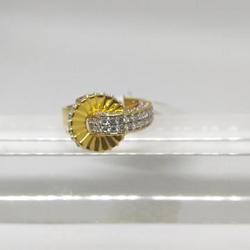 22K designer diamond ring by