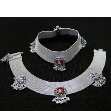 Silver Khili Payal RH-SLP58