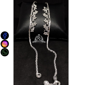 silver classical ladies payal RH-AP607